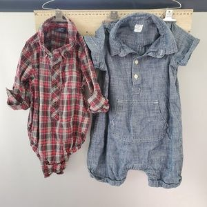 BABY GAP 2 Piece Bundle 18-24 months